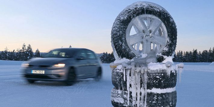 AutoBild test pneumatici invernali 2018