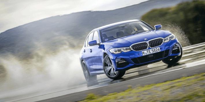 Test pneumatici estivi su BMW