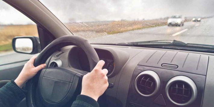 I riflessi da tenere per mantenere il controllo del veicolo