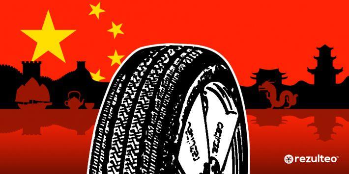 I grandi produttori di pneumatici cinesi e i loro marchi