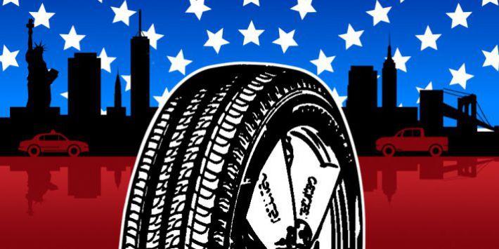 Quali sono le marche e i produttori di pneumatici originari degli Stati Uniti?
