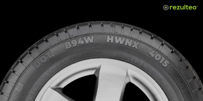 dot pneumatici: leggere la data di fabricazione