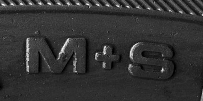 A cosa corrisponde la marcatura M+S (Mud&Snow)?