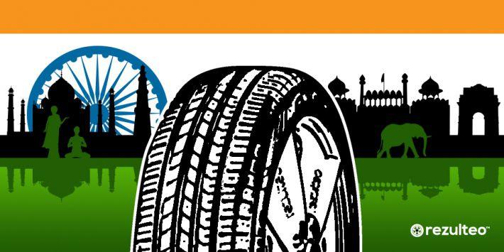 Marche di pneumatici indiane