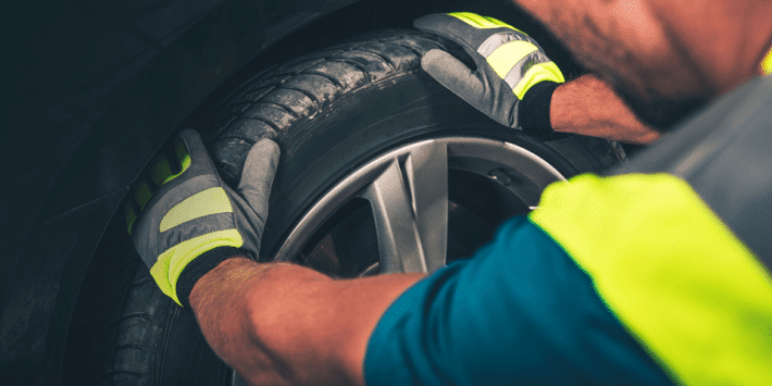 Montaggio pneumatici runflat