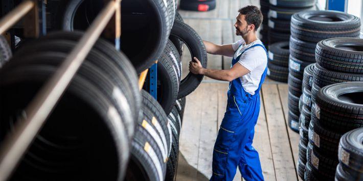 Il noleggio degli pneumatici può essere la soluzione per le vostre esigenze