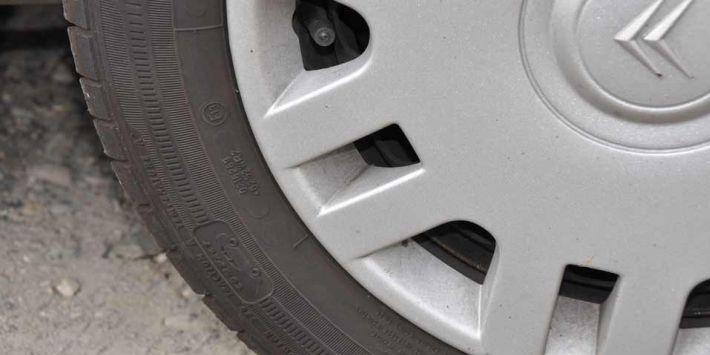 Omologazione dello pneumatici