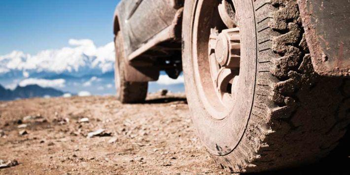 Quali pneumatici 4x4 scegliere per equipaggiare un fuoristrada?
