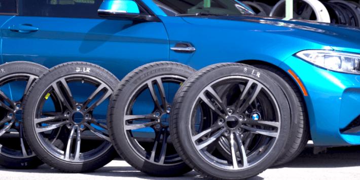 Pneumatici BMW M2 Tyre Reviews