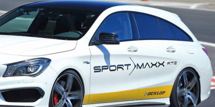 Prova del Dunlop Sport Maxx RT2