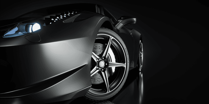 Pneumatici auto di design