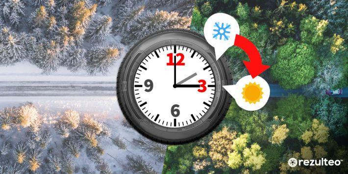 Tutto quello che c'è da sapere sul cambio gomme da invernali a estive