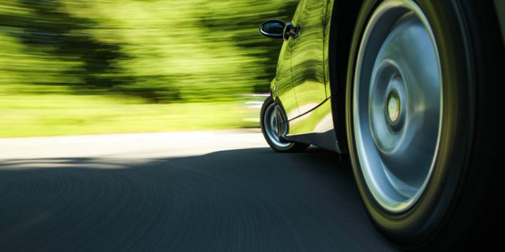 Come effettuare il rodaggio degli pneumatici