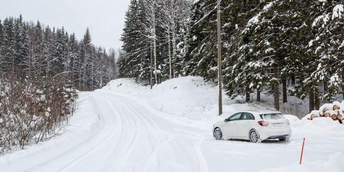 Come utilizzare al meglio i sistemi di assistenza alla guida sulla neve