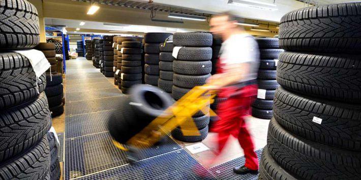 Come conservare gli pneumatici