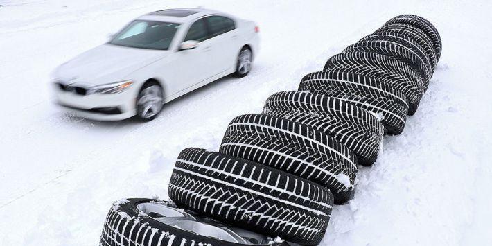 10 pneumatici invernali ultra high performances testati da Auto Bild