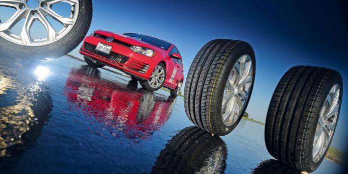Test AutoExpress 2018 per 10 pneumatici estivi in Texas