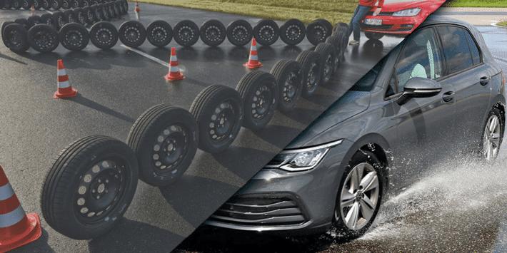 Test comparativo pneumatici estivi Auto Bild nella misura 205 55 R16