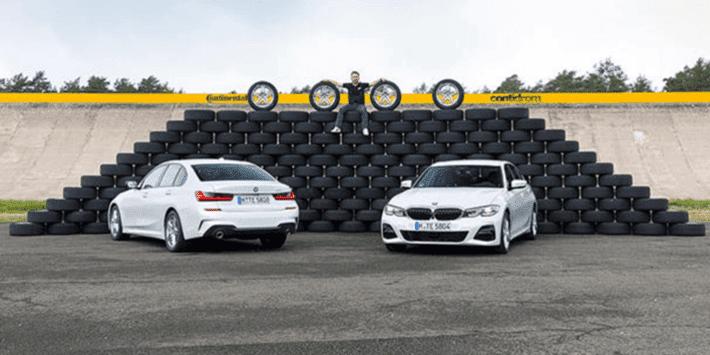 Test migliori pneumatici estivi AutoZeitung