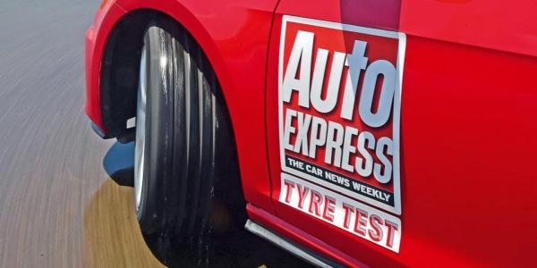 AutoExpress ha testato 10 pneumatici estivi su fondo bagnato