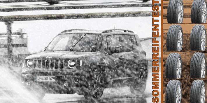 Test pneumatici estivi SUV: comparativo Auto Bild 2021