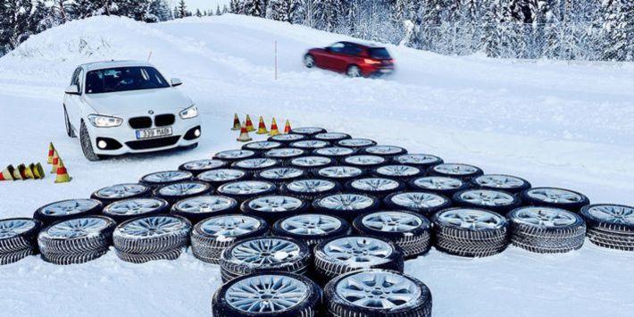 Autobild ha testato e messo a confronto i migliori pneumatici invernali per auto medie e compatte, berline e monovolume, su asciutto, neve e bagnato