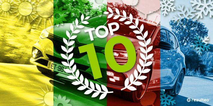 Le 10 migliori marche di pneumatici per tutte le stagioni