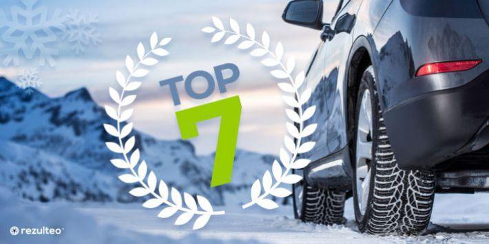 Top 7 dei migliori pneumatici invernali 2018/2019