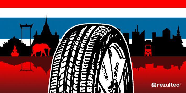 Quali sono le marche di pneumatici thailandesi