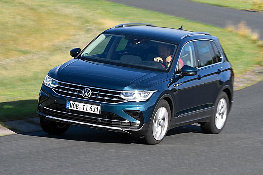 Test Auto Bild di guida su asciutto di pneumatico SUV quattro stagioni