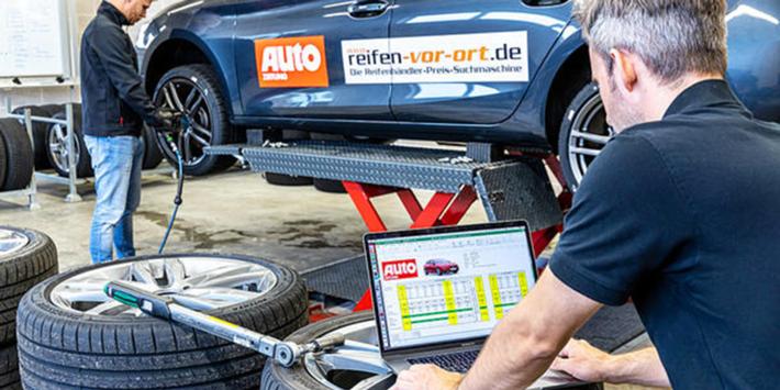 Test pneumatici sport UHP: il comparativo di Auto Zeitung dei migliori pneumatici sportivi 2021